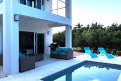 Take a refreshing pool dip