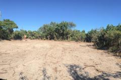 Gracehaven Villas lot before construction