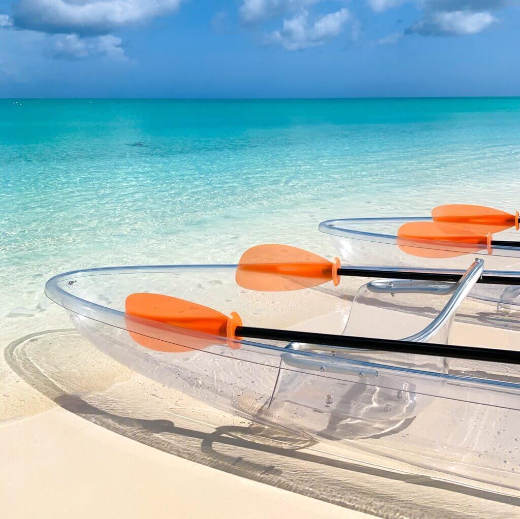 Clear Kayak eco tour discounts